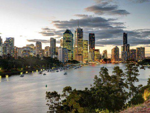 Brisbane i Australien