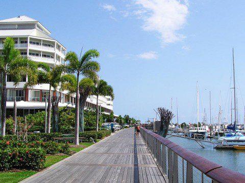 Cairns i Australien