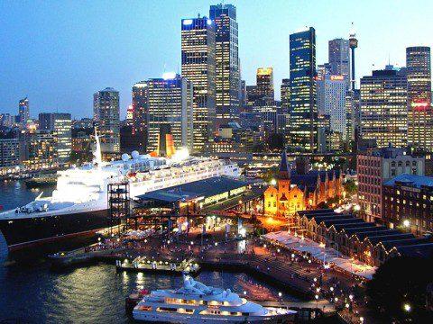 Sydneys hamn